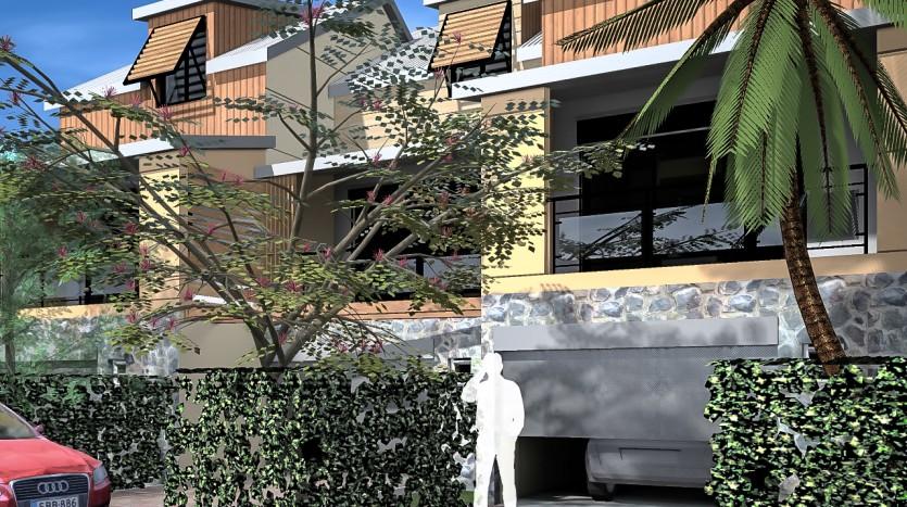 Perspective Villa Sainte Marie 2