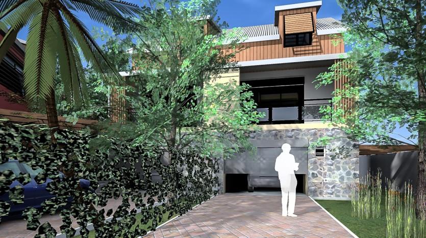 Perspective Villa Sainte Marie 3