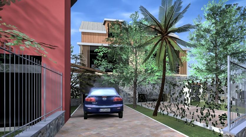Perspective Villa Sainte Marie 4