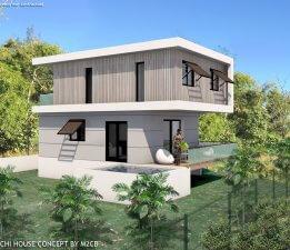 Villa Neuve Hortensia 3, Saint Gilles, la Réunion