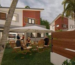 Villas  Rubis, St Pierre lignes des bambous