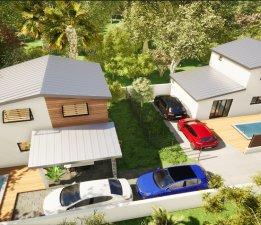 Les villas Eden Horizon, Etang-Salé, La Réunion