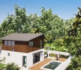 Villa neuve de standing Etang Salé les Hauts